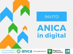 ANICA in digital - Invito