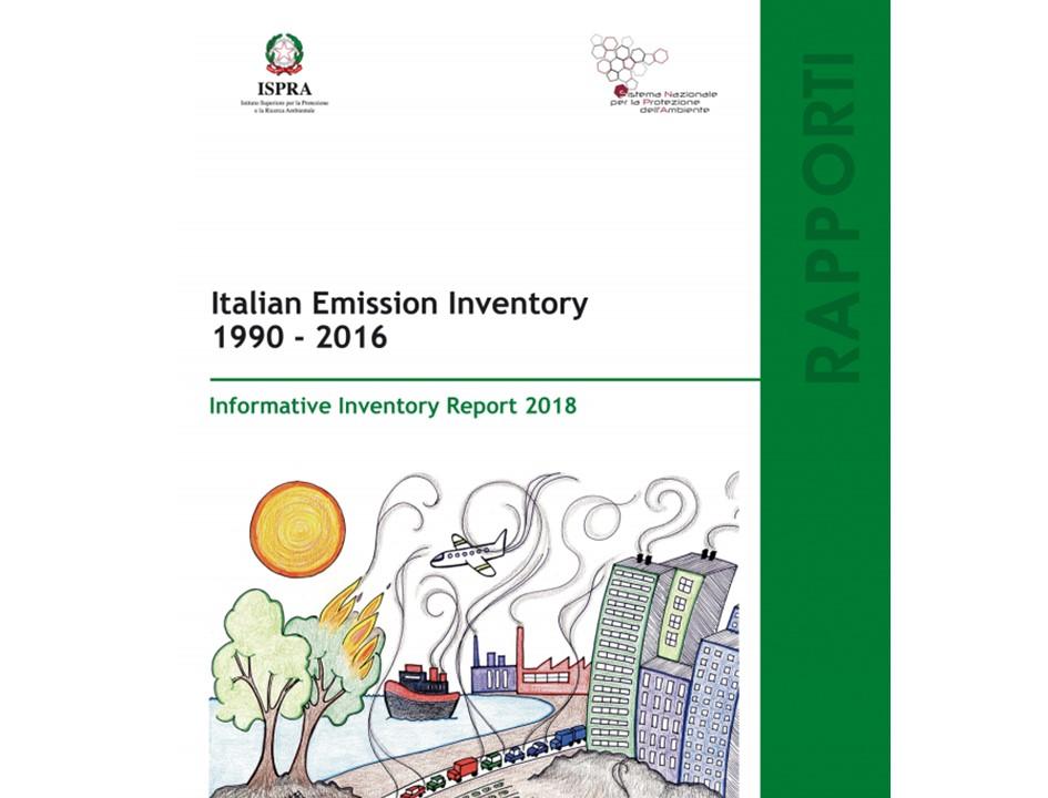 Inventario nazionale delle emissioni 2018