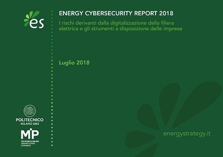 La Cybersecurity nel settore energetico