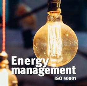 Pubblicato l'aggiornamento della nuova ISO 50001:2018